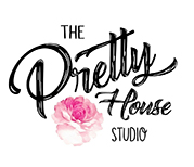 The Pretty House Studio Logo